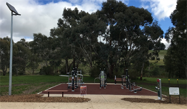 WalKyneton outdoor exercise equipment