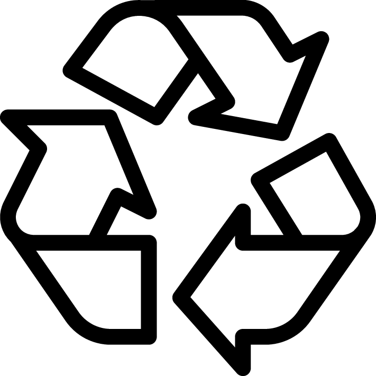 Triangle Recycling Symbol